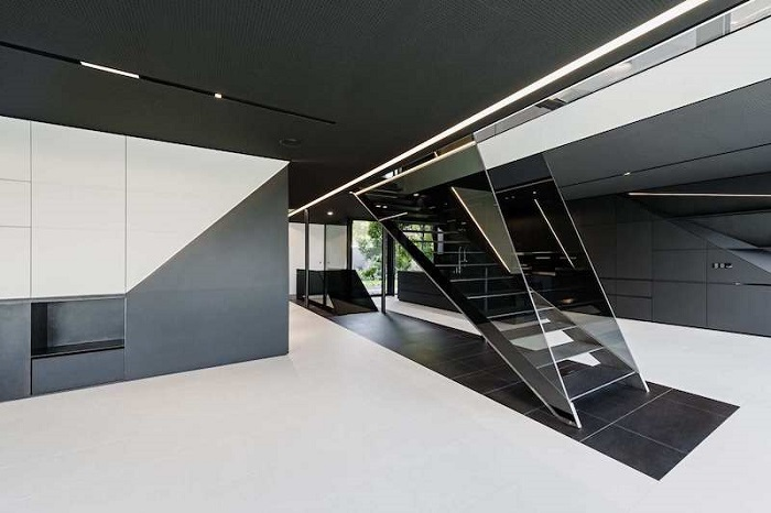 Проект архитектурной фирмы ad2 architecten.
