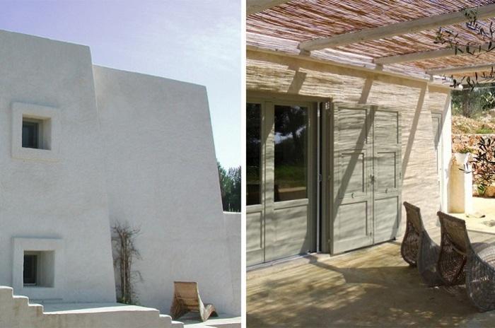 Архитекторский проект фирмы 0-co2 Architettura sostenibile.
