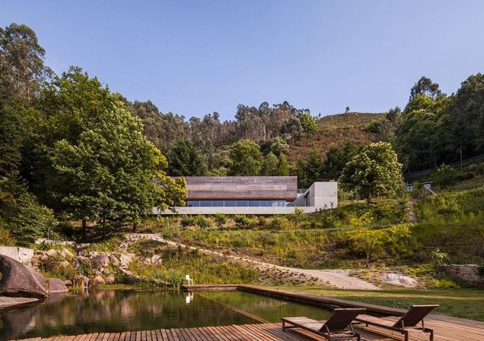 Архитекторский проект студии Carvalho Araujo.