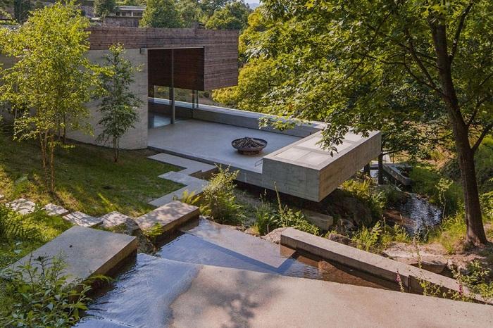 Gerеs House дом в минималистичном стиле.