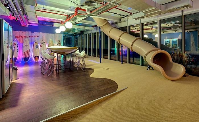 Офис компании Google.