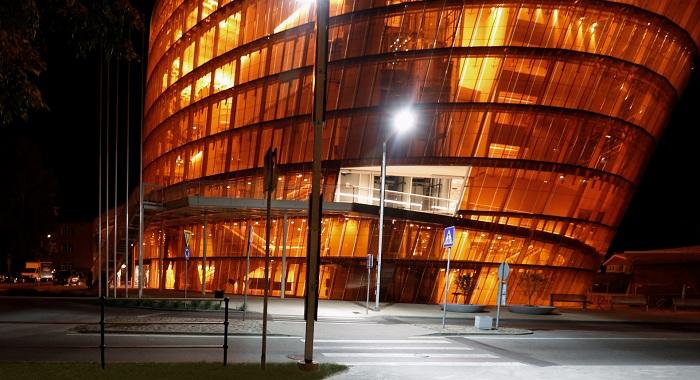 Great Amber Concert Hall - концертный зал в латвийской городе Лиепая.