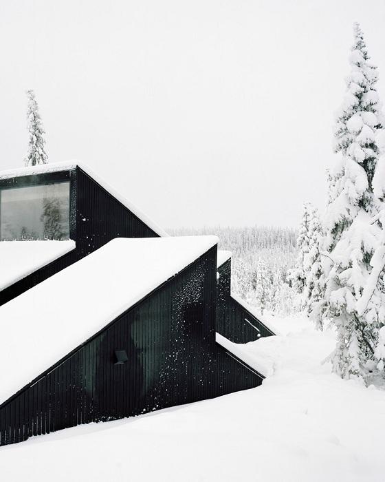 Архитекторский проект норвежской студии Vardehaugen.