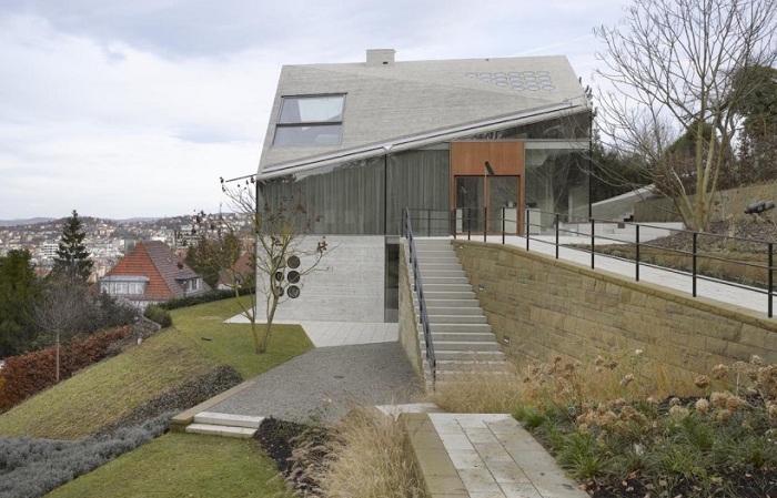 Архитекторский проект компании MBA / S Matthias Bauer Associates.