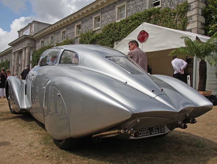 Hispano Suiza Dubonnet Xenia, 1938 года.