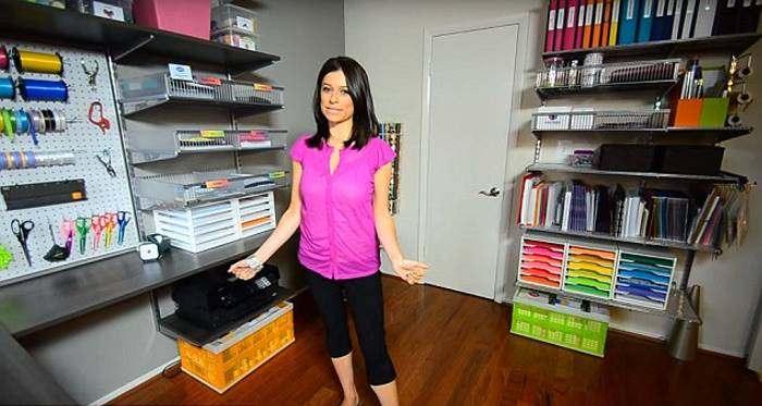Идеальная квартира женщины, которая обожает порядок.