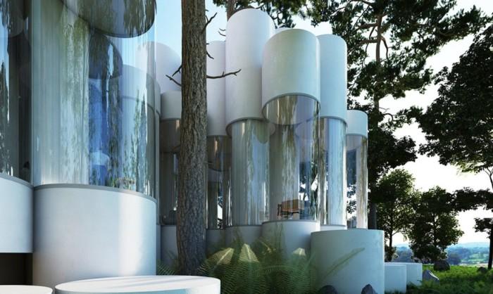 Проект архитектора Cyril Lancelin.