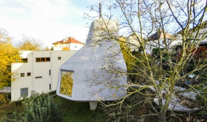 Проект загородного дома от чешского архитектора Jan Sepka.