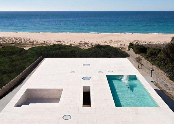 Проект испанского архитектора Alberto Campo Baeza.