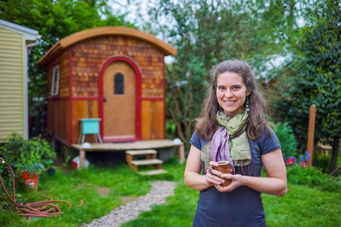 The Lucky Penny - домик площадью всего 9,5 кв. метров.