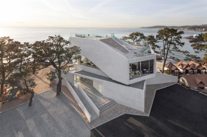 Архитекторский проект фирмы IDMM Architects.