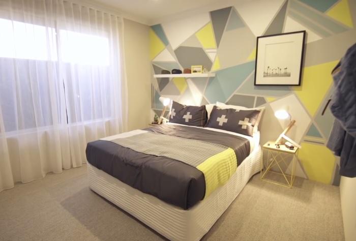 Комната «приобрела» свой стиль.
