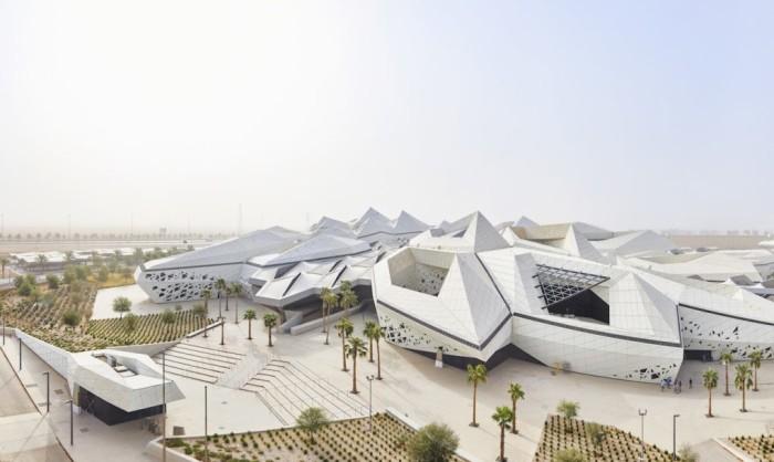 King Abdullah Petroleum Studies and Research Centre (KAPSARC).