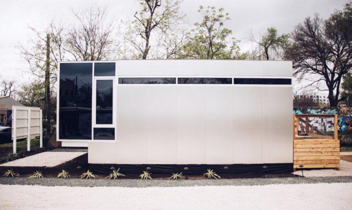 Kasita - домик площадью всего 33 кв. метров.