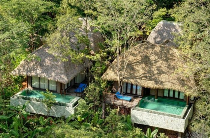 Keemala Eco Resort - отель в Таиланде.