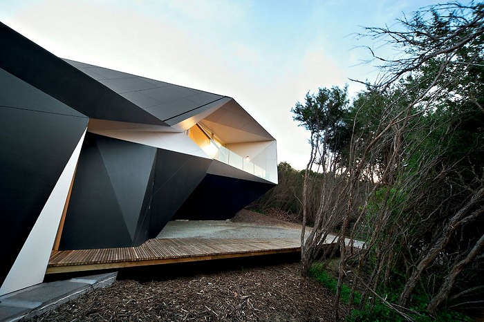 Проект архитектора Charles Ryan McBridе.