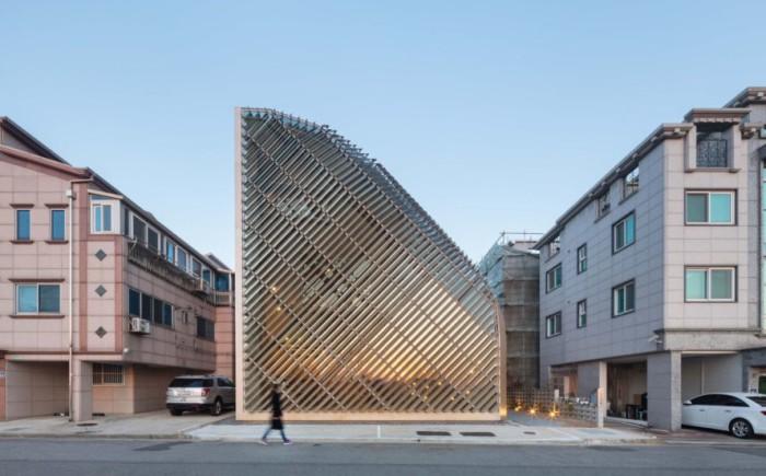 Архитекторский проект южно-корейской фирмы AND.