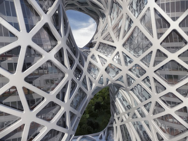 Отель «City of Dreams» от Zaha Hadid Architects.