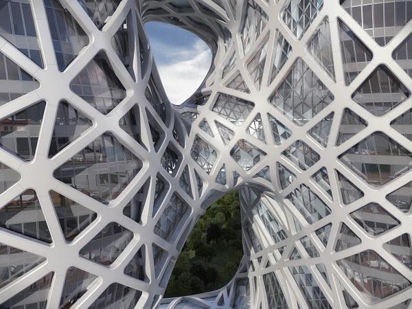 Отель «City of Dreams» от Zaha Hadid Architects.