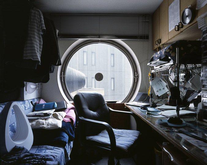 Квартира-капсула в жилой башне «Накагин».