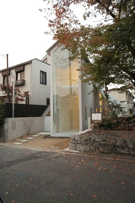 Архитекторский проект фирмы Hideyuki Nakayama Architecture.