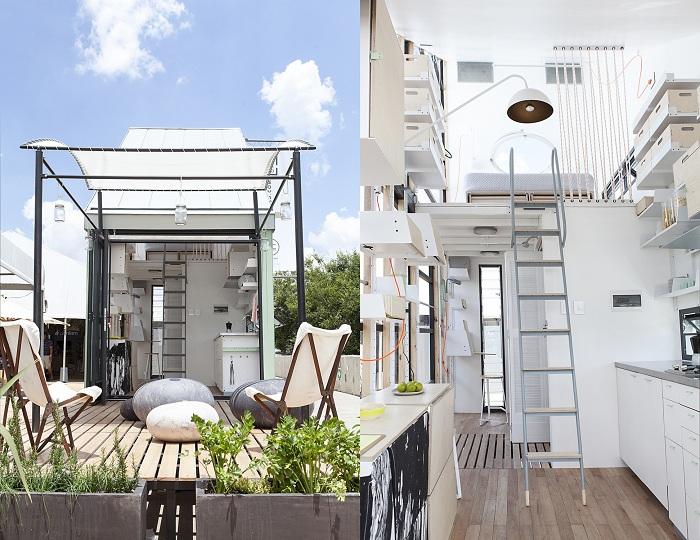 Совместный архитекторский проект Clara da Cruz Almeida и Dokter+Misses.