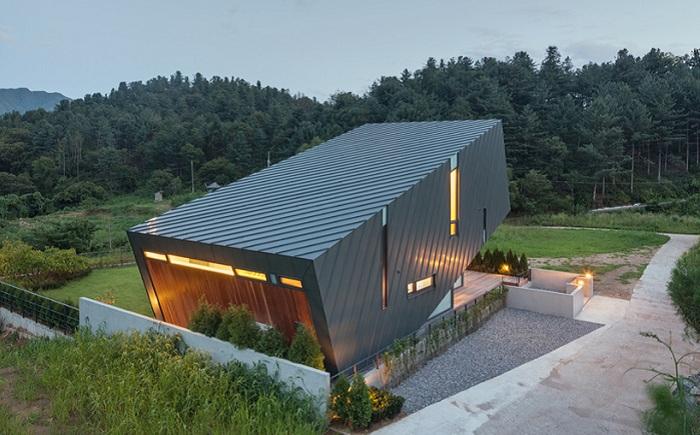 Проект корейской дизайн-студии PRAUD.