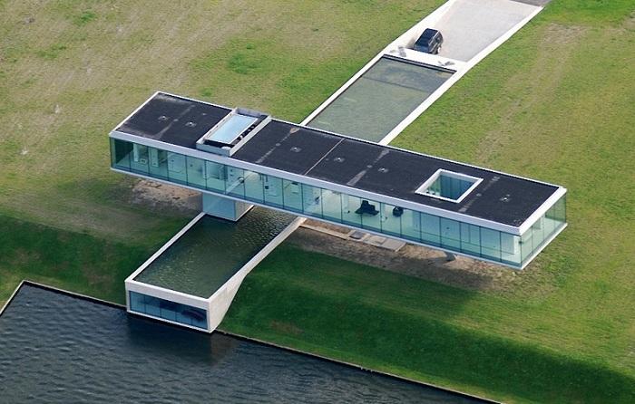 Проект архитектурной фирмы Paul de Ruiter Architects.