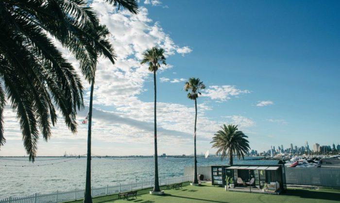 Проект, реализованный австралийской архитектурной фирмой Contained.