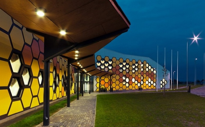 Проект эстонского архитектурного бюро Sirkel & Mall.