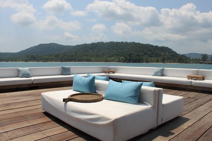 Курорт на острове Song Saa получил 5 звёзд.
