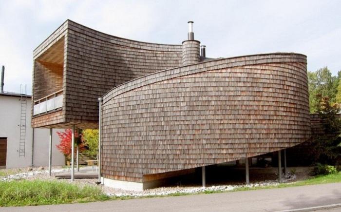 Проект архитектора Olavi Kopose.