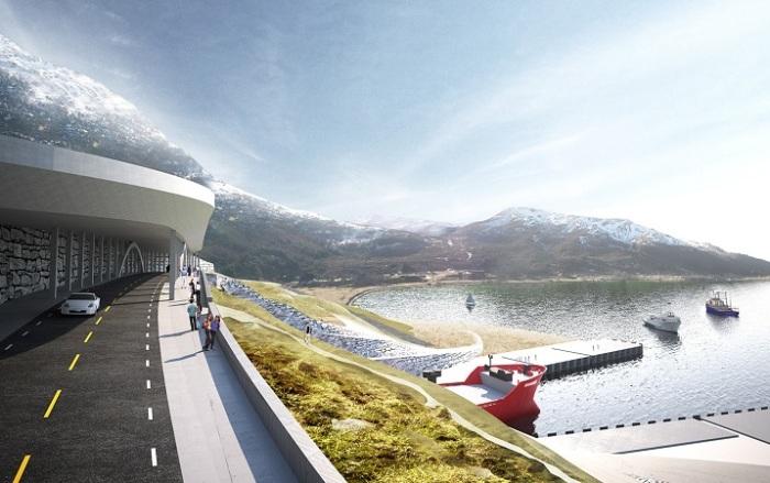Через норвежский полуостров Штад проложат туннель для кораблей.
