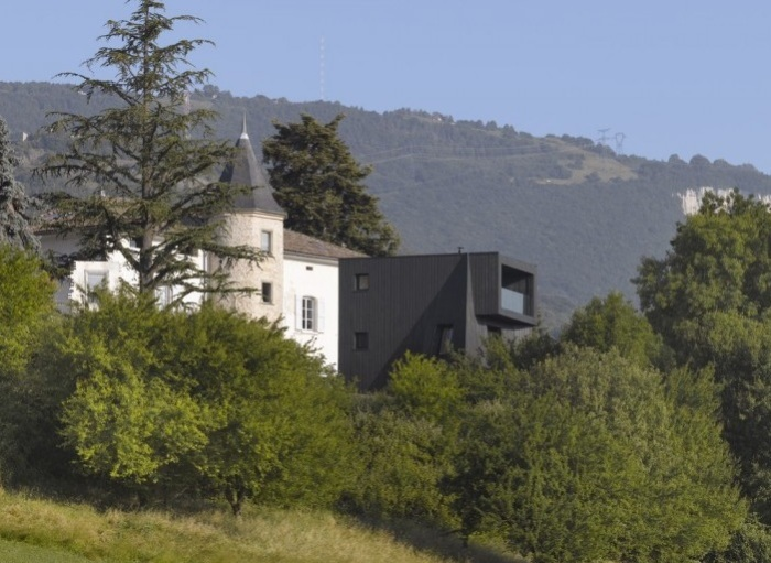 Архитекторский проект студии Studio Odile Decq.