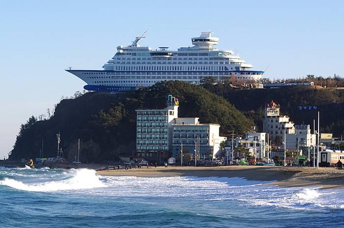 Отель Sun Cruise Hotel (Южная Корея)
