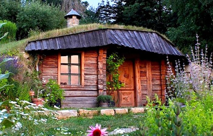 Teahouse - домик для релакса и чаепития.
