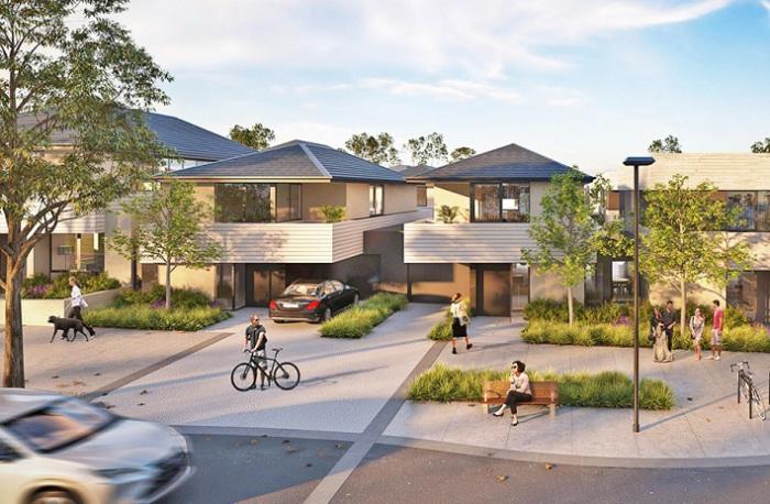 Tesla Town - будущий экологически чистый город Австралии.