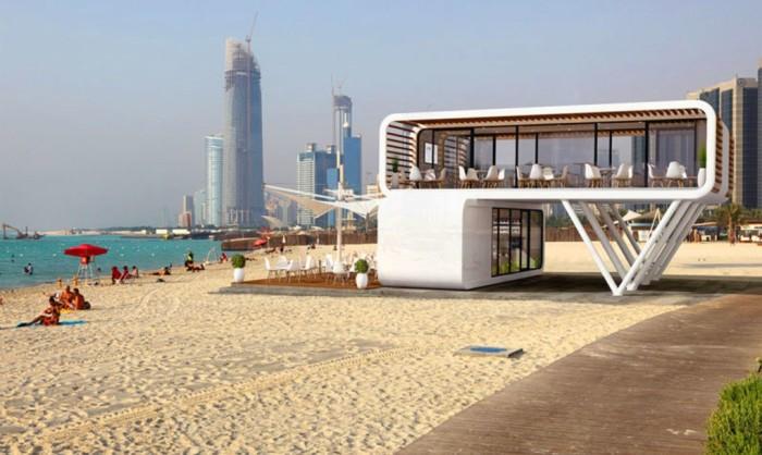 Архитекторский проект немецкой компании LTG Lofts to go.