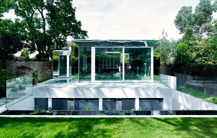 Covert House - замаскированный дом.