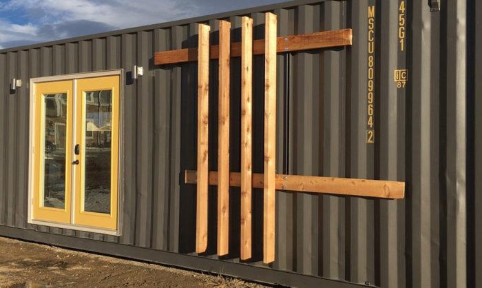 The Intellectual Tiny Home площадью всего 29,7 кв. метров.