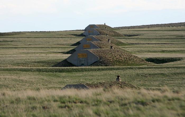 В 575 бункерах смогут поселится до 5000 человек.