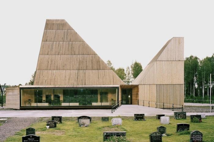 Проект архитектора Espen Surnevik.