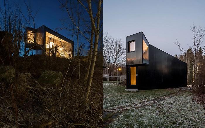 Архитекторский проект бюро  Jarmund / Vigsnes AS Architects (JVA).