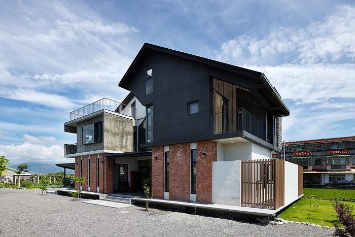 Архитекторский проект студии UrbanCarve.