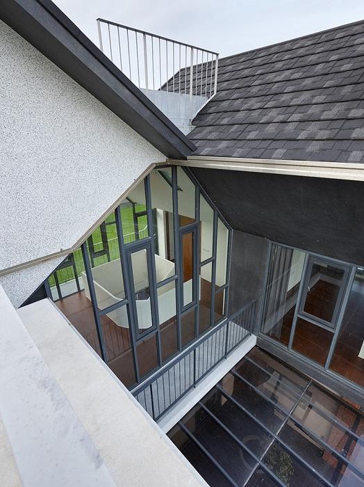 Swallow House - дом площадью 284 кв. метров.