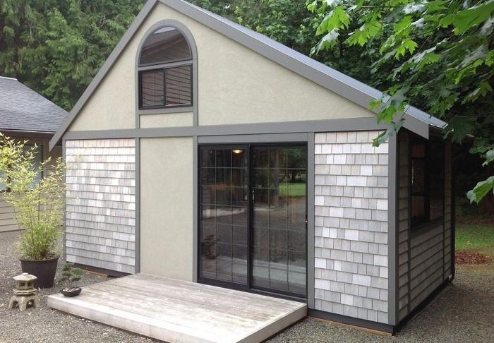 Tiny House - идеальный вариант дачного домика.