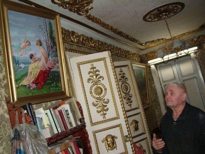 Дом в Брянской области.