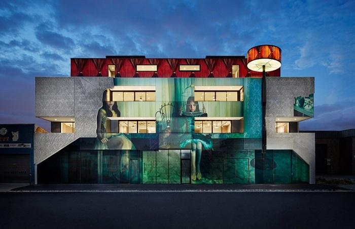 Проект архитекторов фирмы Kavellaris Urban Design и фотографа Samantha Everton.