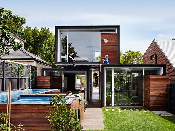 THAT House - жилой дом в Мельбурне.