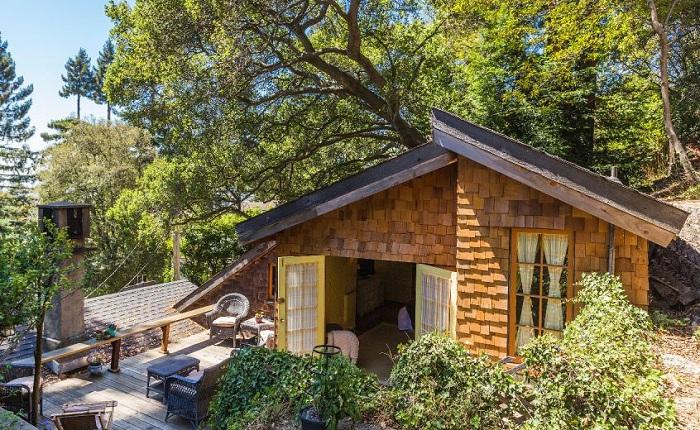 Cubby - дом, переделанный из гаража.